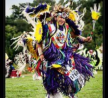 Joyful Dancer by KBritt