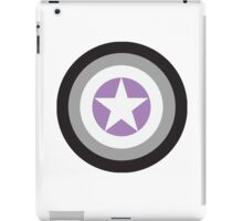 Captain Asexual iPad Case/Skin
