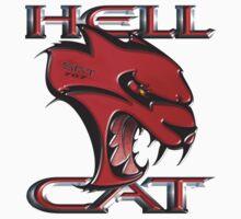 Hellcat Growl One Piece - Short Sleeve