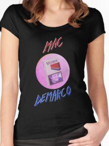 MAC-DEMARCO' - T#2 Women's Fitted Scoop T-Shirt