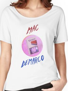 MAC-DEMARCO' - T#2 Women's Relaxed Fit T-Shirt