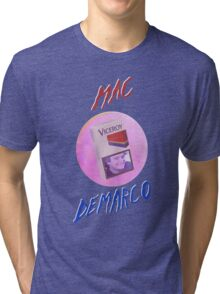 MAC-DEMARCO' - T#2 Tri-blend T-Shirt