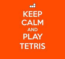 Keep Calm and play Tetris T-Shirt