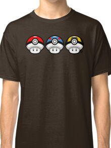 Pokéshrooms Classic T-Shirt