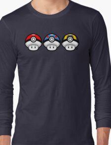 Pokéshrooms Long Sleeve T-Shirt