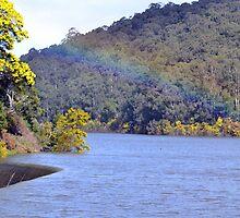 West Barwon Dam by forgantly