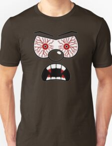 Cartoon Face - Vampire T-Shirt