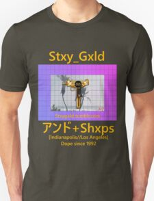Shxps X Stay Gold Unisex T-Shirt