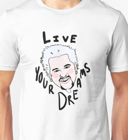 Pastel guy fieri aesthetic Unisex T-Shirt