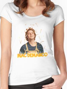 MAC-DEMARCO' - T#3 Women's Fitted Scoop T-Shirt