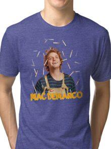 MAC-DEMARCO' - T#3 Tri-blend T-Shirt