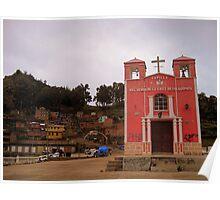Bolivian Faith Poster