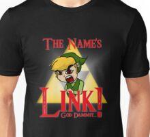 His Name Is Link... Not Zelda. Unisex T-Shirt