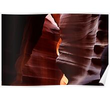 Antelope Slot Canyon, Arizona, USA Poster