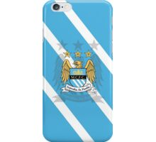 manchester city iPhone Case/Skin