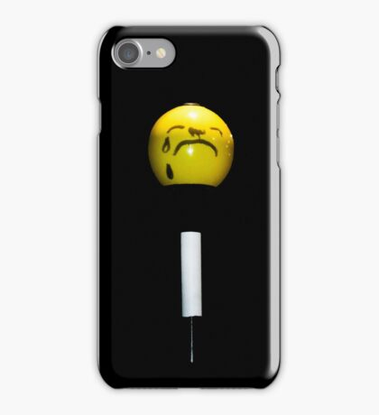 Unhappy Crossing iPhone Case/Skin