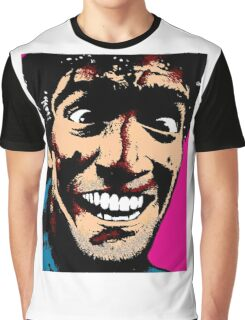 Ash from Evil Dead Graphic T-Shirt