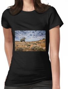 outback storm Womens Fitted T-Shirt