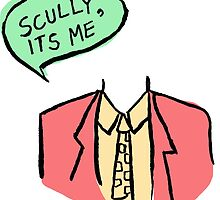 scully its me by emgrav
