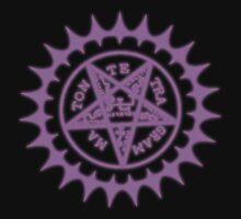 Ciel Demon Contract Symbol One Piece - Short Sleeve
