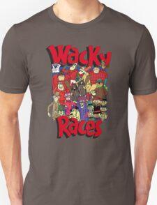 Cartoon Wacky Races Characters 2 T-Shirt