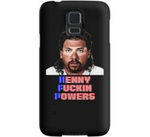 Kenny F**cking Powers - Face Samsung Galaxy Case/Skin