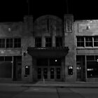 The Old Orpheum Theater by Scott Hendricks