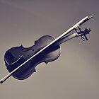 Violin Lullaby by Ana  Eugénio