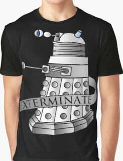 Extermination Graphic T-Shirt