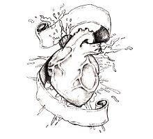 Heart by kendlesixx