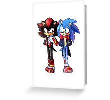 You look g-great (Sonadow) Greeting Card