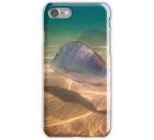 Spangled Emperor Coral Bay iPhone Case/Skin