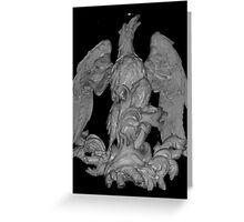 The  Phoenix Rising Greeting Card