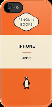 Iphone Penguin Classic by Simon Westlake