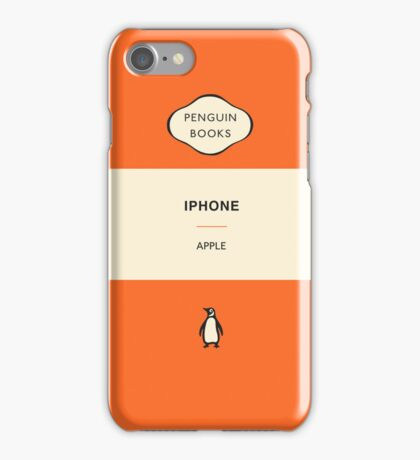 Iphone Penguin Classic iPhone Case/Skin