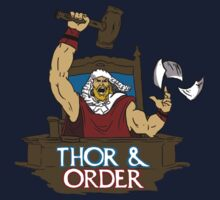 Thor and Order by Edmund Iffland