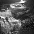 Agnes Falls by James Ruff