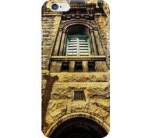Grungy Melbourne Australia Alphabet Letter I Royal Melbourne Institute of Technology iPhone Case/Skin