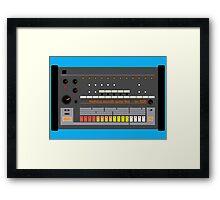 808 Framed Print