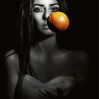 Forbidden fruit by Melanie Collette