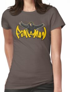 PiNKMAN Womens Fitted T-Shirt