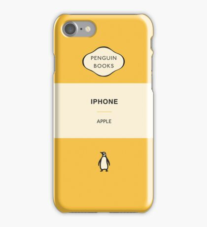 Iphone Penguin Classic Case Gold iPhone Case/Skin