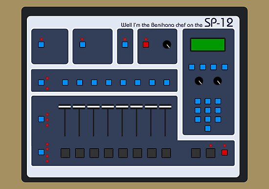 SP-12 by lethalfizzle
