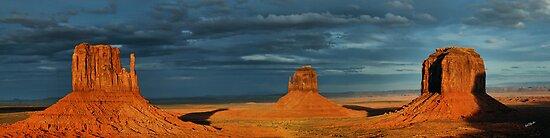 Monument Valley * Utah  by AnaCBStudio