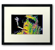 SMOKE 'EM WHILE YOU'VE GOT EM Framed Print