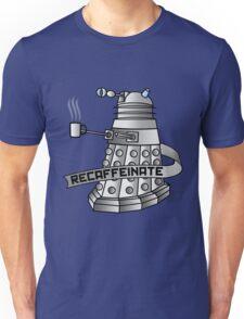 Recaffeinate Unisex T-Shirt