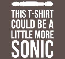 Sonic T-shirt Kids Clothes