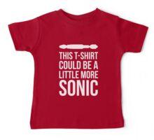 Sonic T-shirt Baby Tee