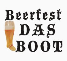 "Beerfest ""DAS BOOT"" T-Shirt by HolidayT-Shirts"