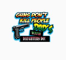 Guns don't kill Unisex T-Shirt